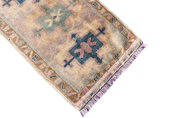Mini Turkish Rug 1.6 x 2.8 ft