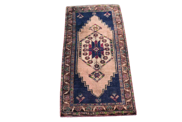 Mini Turkish Rug 2 x 3.6 ft