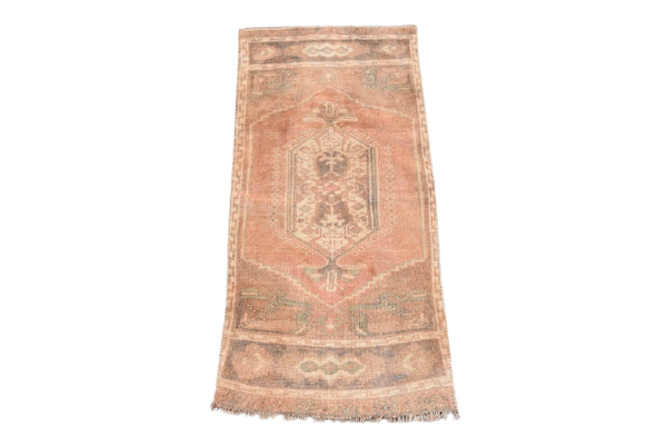 Mini Turkish Rug 1.7 x 3.5 ft