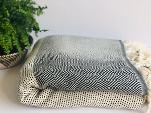 Diamond Weave Turkish Blanket