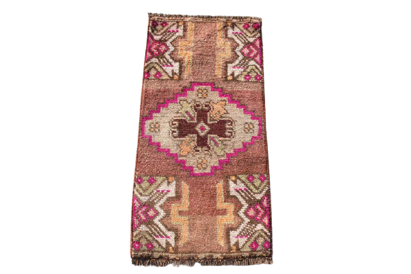 Mini Turkish Rug 1.6 x 3.1 ft