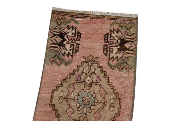 Mini Turkish Rug 1.2 x 2.7 ft