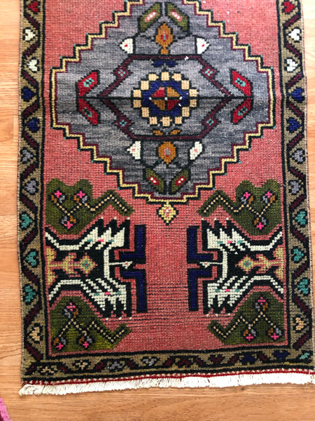 Mini Turkish Rug 1.7 x 3.3