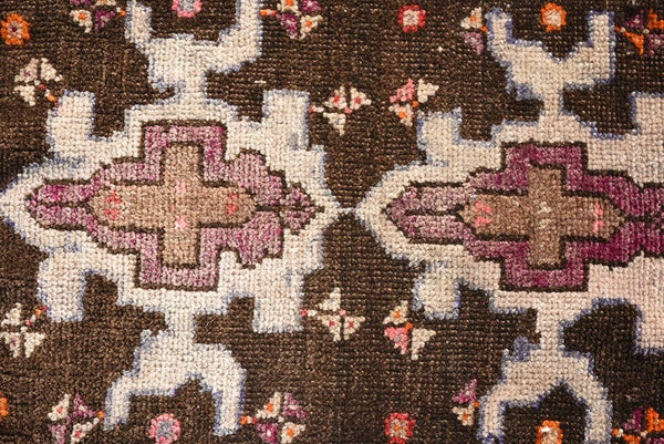 Mini Turkish Rug 1.4 x 2.5 ft