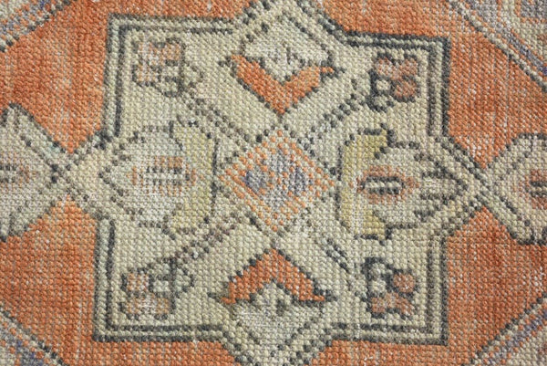Mini Turkish Rug 1.1 x 2.5 ft.