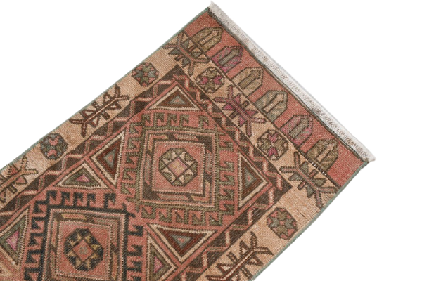 Mini Turkish Rug 2.1 x 4.2 ft
