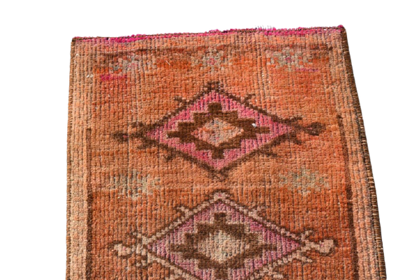 Mini Turkish Rug 1.3 x 2.8 ft