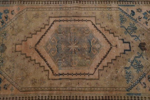 Turkish Rug 3.3 x 7.1 ft