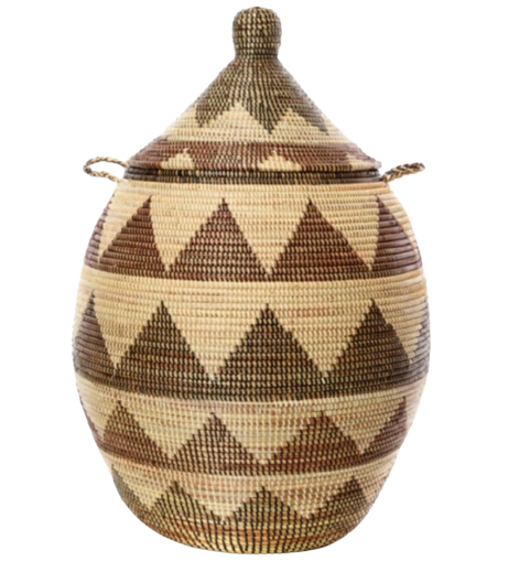 Lidded Basket || Senegal