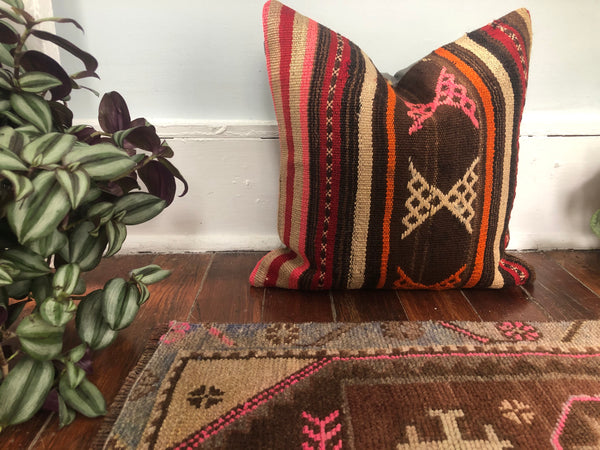 Turkish Kilim || 16 x 16