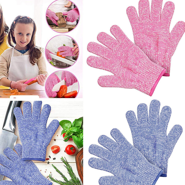 Kids Cut-resistant Gloves