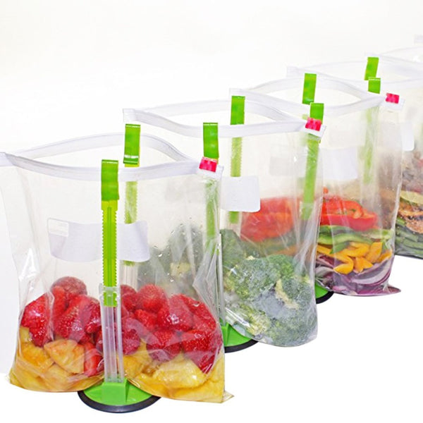 Ziplock Bag Rack - 2 piece set
