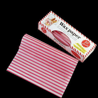 Waxed Paper Sandwich and Cake Wrappers
