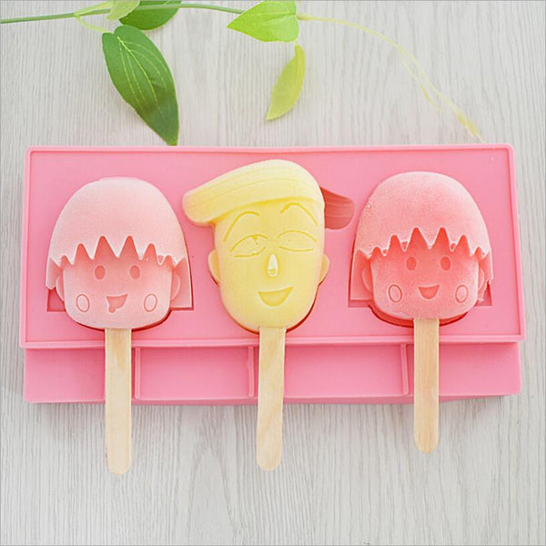 Cute Popsicle Molds for the Kids