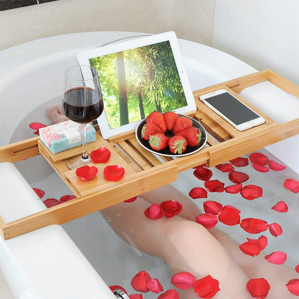 Home Spa Bath Tray