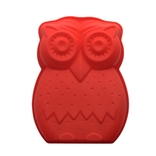 Little Owl Cake Mold
