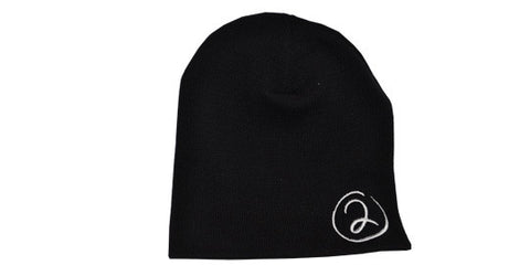 Press Golf Beanie - Black