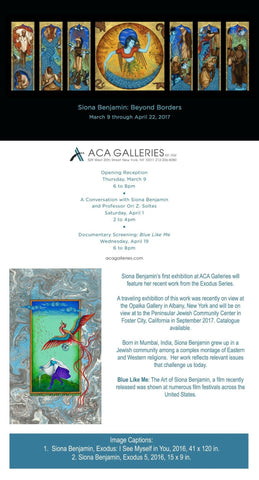 ACA Gallery Opening March 9
