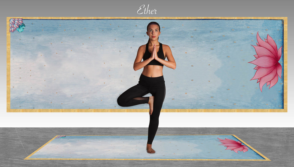 Ether Element Yoga Mat