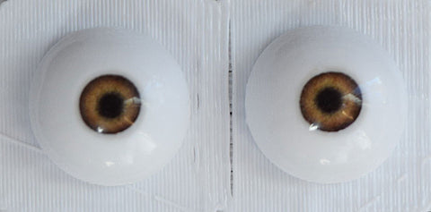 Realistic doll eyes - 12mm