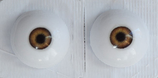 Realistic doll eyes