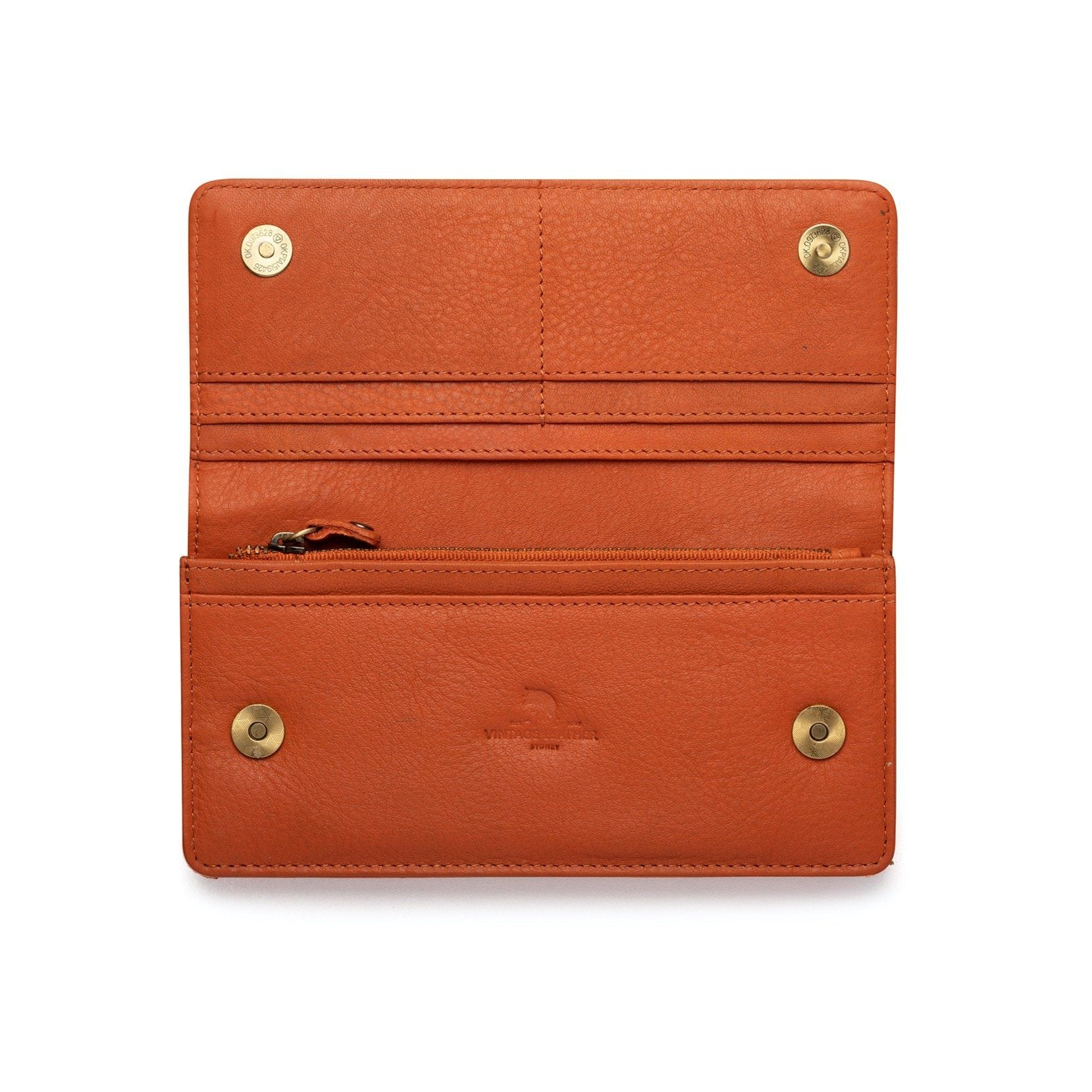 Leather Wallets Tan