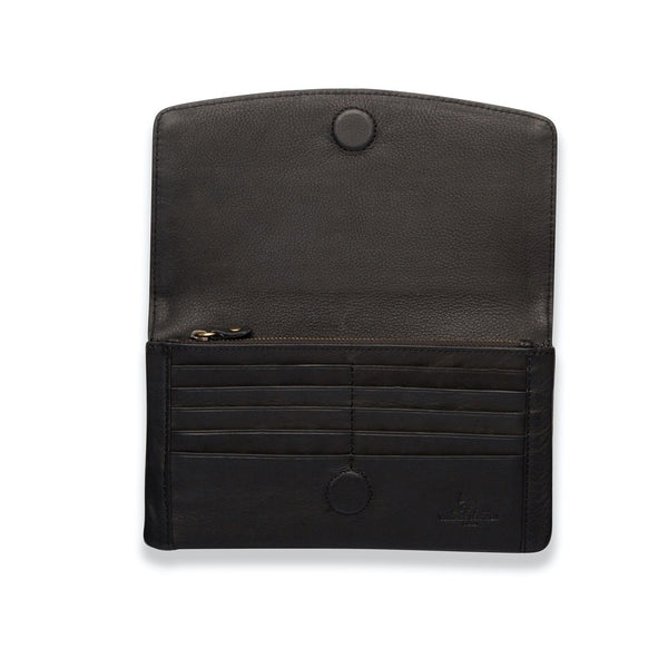 Womens Wallet Black