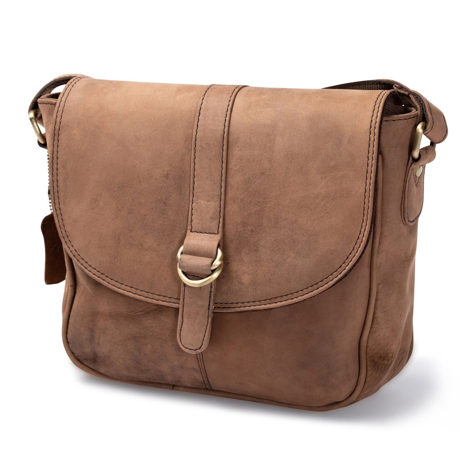 crossbody bag_Vintage Leather Sydney