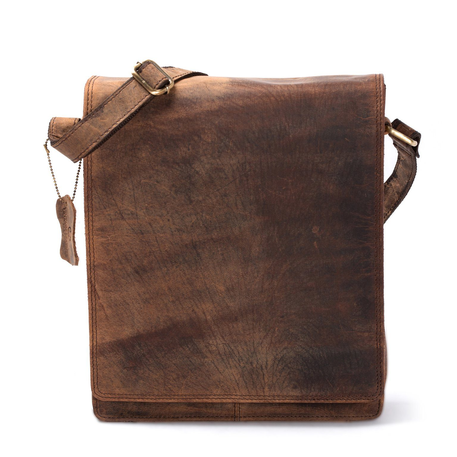 satchel bag_Vintage Leather Sydney