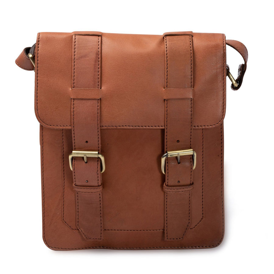 leather satchel_Vintage Leather Sydney