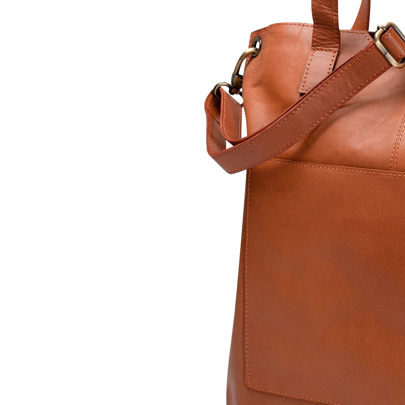 leather tote_Vintage Leather Sydney