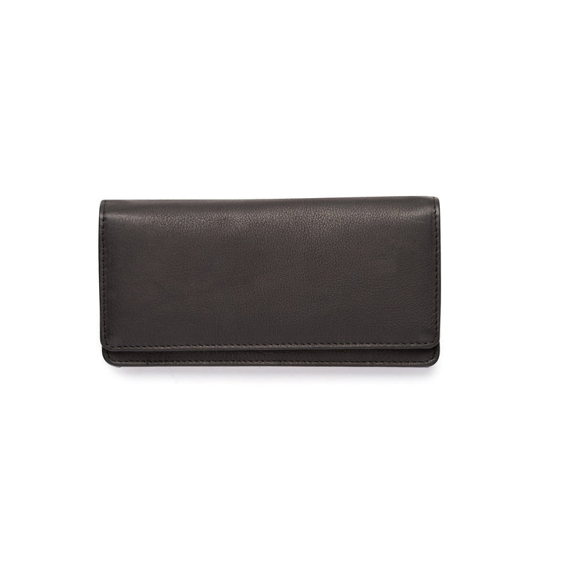 Leather Wallets Black