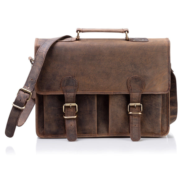 Vintage Leather Messenger Bag Melbourne