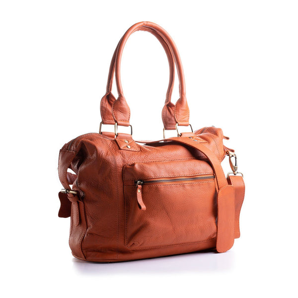 Vintage Leather Sydney_ Leather Handbag _001