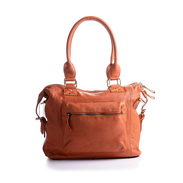 Vintage Leather Sydney_ Leather Handbag _002