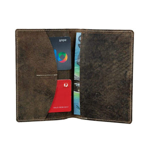 Passport Wallet - Oxford - Vintage Leather