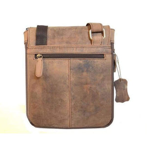Leather Satchel - Oviedo - Vintage Leather