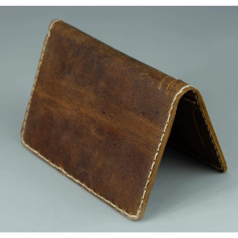 Vintage Leather Sydney_passport leather wallet_004
