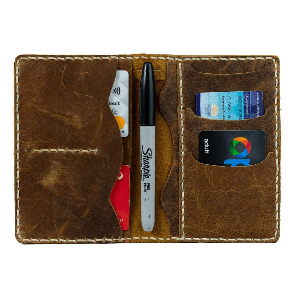 7d171ae084fc Buy Passport Wallets Leather Travel Wallet | Vintage Leather Australia