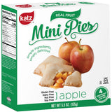 Gluten Free Apple Mini Pies