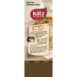 Katz Gluten Free Cinnamon Raisin English Muffins