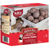 Katz Gluten Free Glazed Chocolate Donut Holes