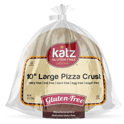 Katz Gluten Free Large Pizza Crust