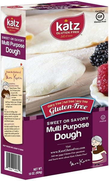 Katz Gluten Free Multi-Purpose Dough