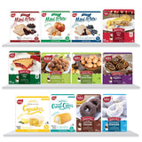 Katz Gluten Free Sweets Pack 12 Varieties