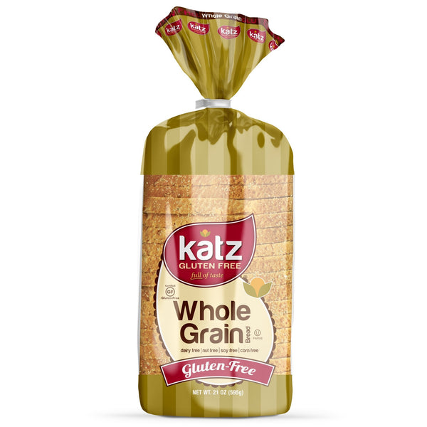 Katz Gluten Free Whole Grain Bread