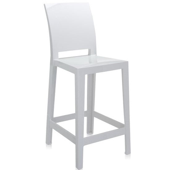 one more please barstool (square back)