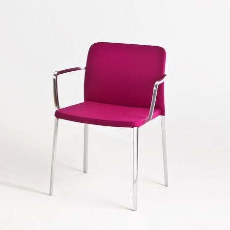 audrey soft - with armrests