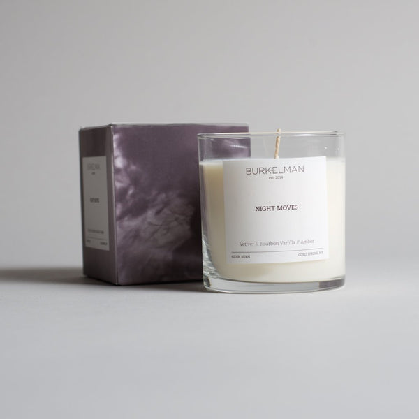 Night Moves Candle