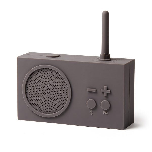 tykho 3 bluetooth speaker with AM/FM radio
